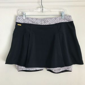 Lole Tennis Skirt with Built In Shorts